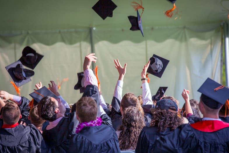 Celebrating academic achievement