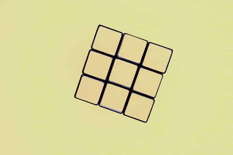 Use a Cube to Boost Your Brain Power